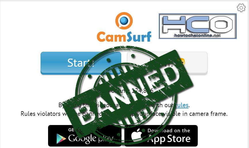 Camsurf Ban: How to Get Unbanned | How to Chat Online