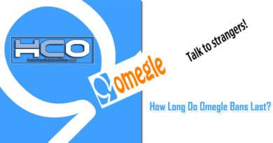 How Long Do Omegle Bans Last