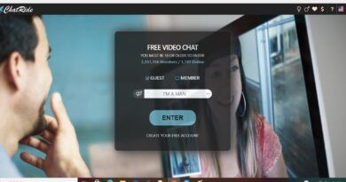 begin to talk to strangers on chatride