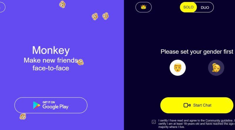 Monkey.Cool Random Chat