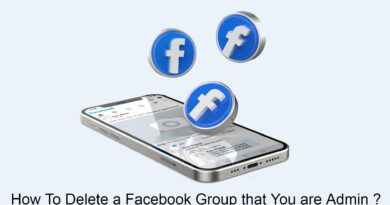 How To Delete a Facebook Group that You are Admin