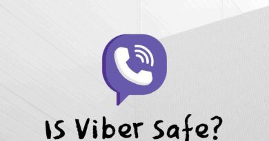 Is Viber safe?