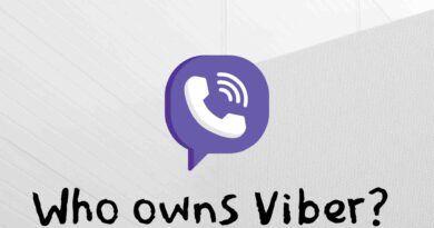 Who owns Viber?
